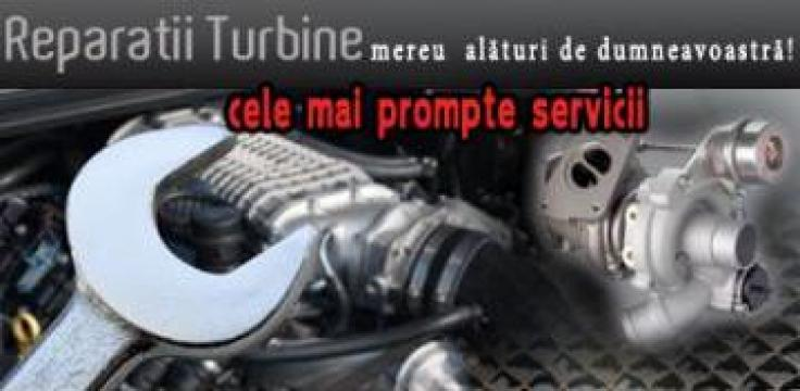 Reparatii turbine, reconditionari turbosuflante de la Reconditionari Turbosuflante