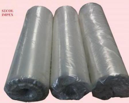 Folie polietilena LPDE reciclat natur 700x0.05