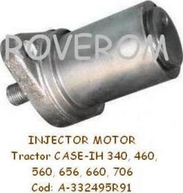 Injector motor tractor Case-IH