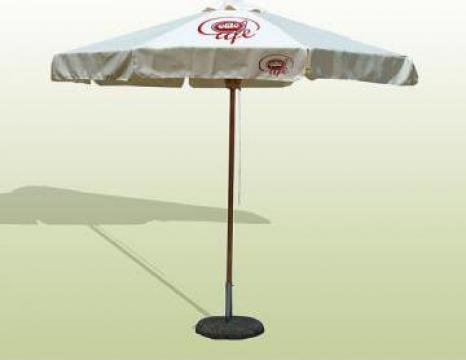 Umbrele de gradina personalizate de la Open Design&Print