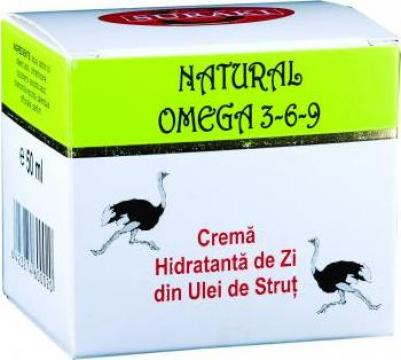 Cosmetice bioactive Natural Omega 3-6-9 de la Suraki Srl