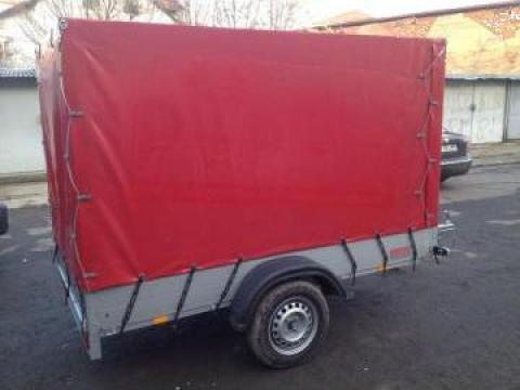 Inchiriere remorca auto 750kg de la Trolii-auto.ro