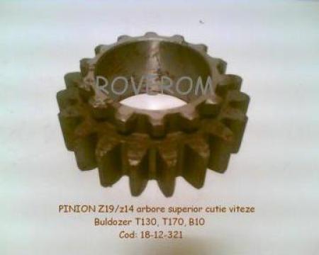 Pinion (Z19/z14) arbore superior cutie viteze T170, B10