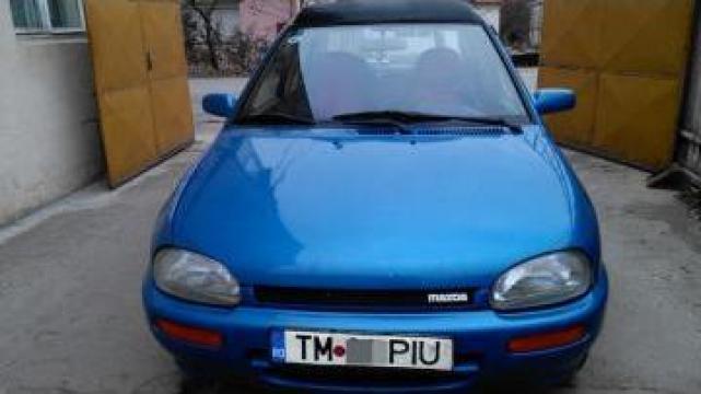 Mazda 121 inmatriculata Romania