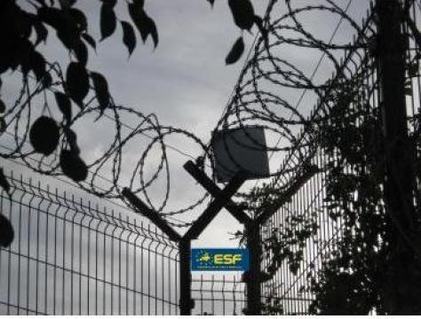 Sarma lamata concertina de la European Security Fencing Srl