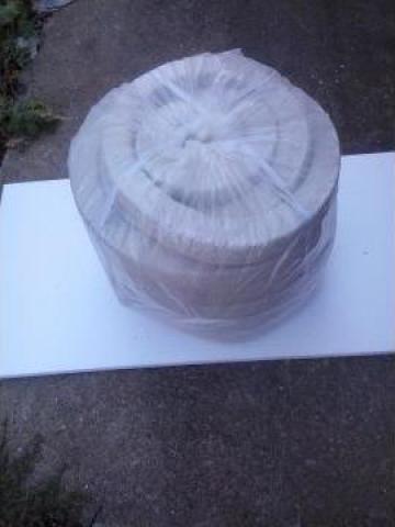 Snur fibra ceramica sectiune patrata