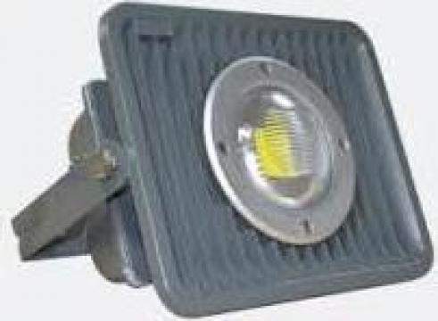Proiector LED 50W cu lupa de la Best Technology Concept S.r.l.