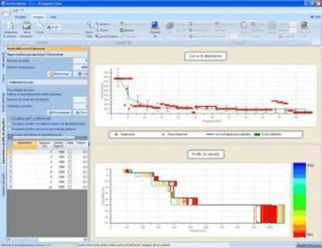 Prospectiuni seismice - MASW