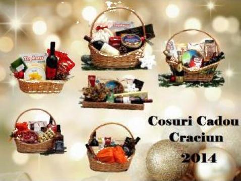 Cosuri Cadou Craciun 2014 de la Basketful Srl