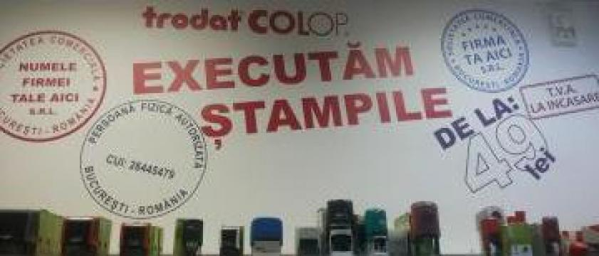 Stampile Colop si Trodat de la Info Market Comprest Srl