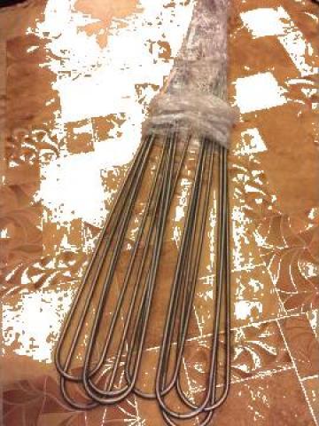 Rezistente electrice incalzire bazin apa fabrica de la Baza Tehnica Alfa Srl