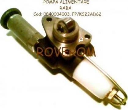 Pompa alimentare Raba, motor MAN D2156HMN8, MAN D2356 de la Roverom Srl