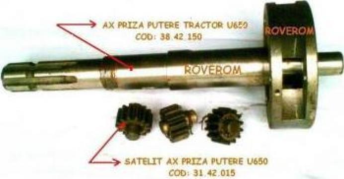 Ax priza putere U-650 (cu sateliti) de la Roverom Srl