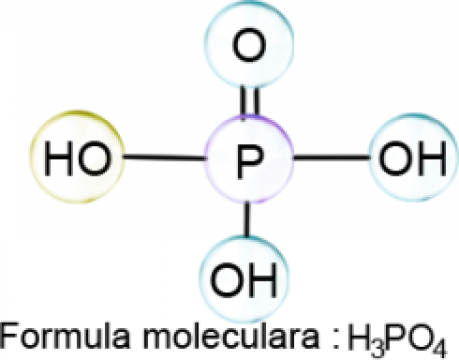 Acid orto-fosforic 85 % pa