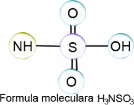 Acid sulfamic (acid amidosulfonic) pa