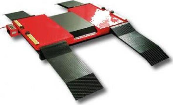 Platforma vulcanizare Atek Makina Platform K4 de la Fcc Turbo Srl