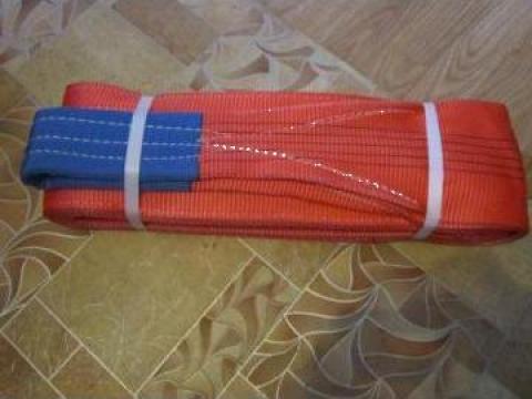 Chinga textila cu ochiuri 5 tone de la Baza Tehnica Alfa Srl