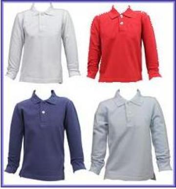 Tricou maneca lunga Polo Zara Boys de la Super Hainute Distribution