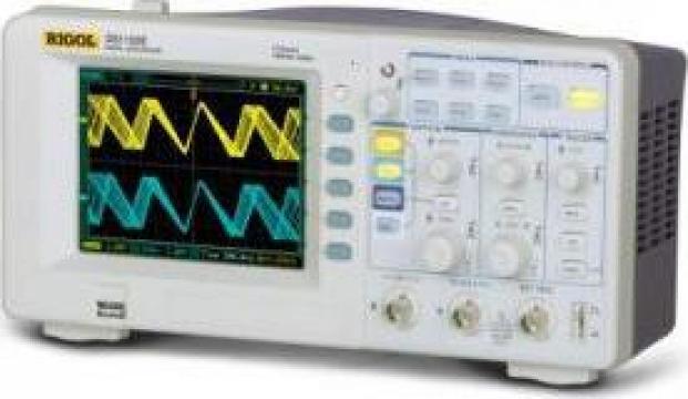 Osciloscop digital 50MHz de la Data Speed Srl