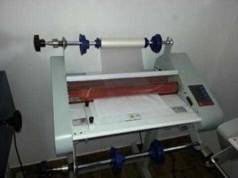 Laminator FM 480 de la Kronstadt Papier Technik S.a.