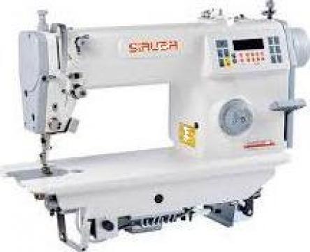 Masina de cusut liniara industriala Siruba de la LSM Tex Srl