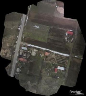 Fotografie aeriana - Ortofotoplan Fotogrammetrie de la Brantax Srl