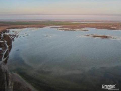Fotografii aeriene - Imagini oblice cu drona de la Brantax Srl