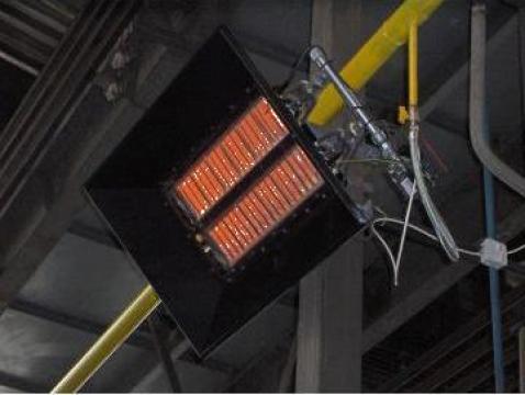 Panouri radiante industriale de la Alke Total Confort