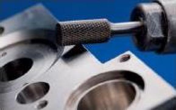 Freze biax din carbura metalica pentru finisari PFERD de la Akkord Group Srl