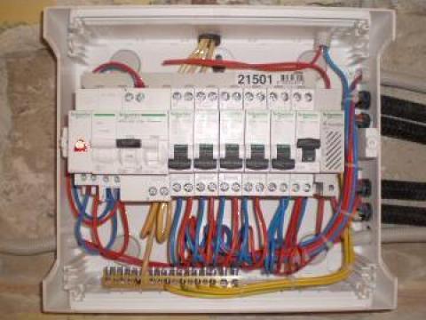 Reparatii instalatii electrice de la Alc Electrical Testing Srl