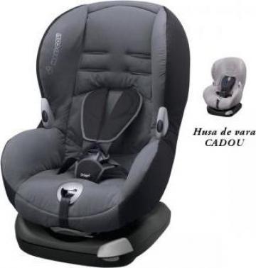 Fotoliu auto copii Priori Xp Maxi Cosi + husa de la Ghemotocul Vesel Srl