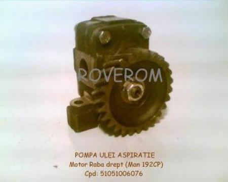 Pompa ulei refulare AG180, S1501, Ikarus