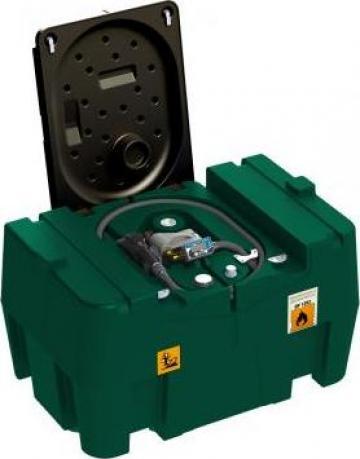 Rezervor bazin motorina mobil ADR TT 440 litri complet