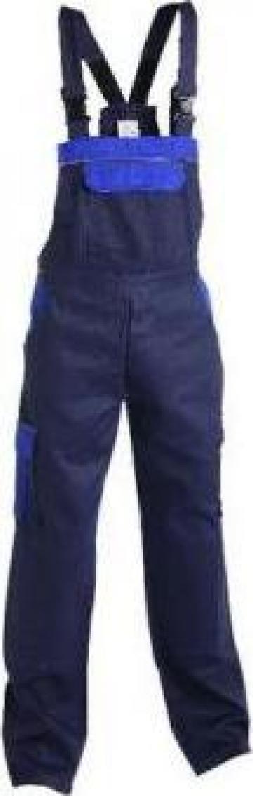 Pantaloni de lucru cu pieptar de la Asociatia Pentru Integrarea Si Ajutorarea Grupurilor Vulnera