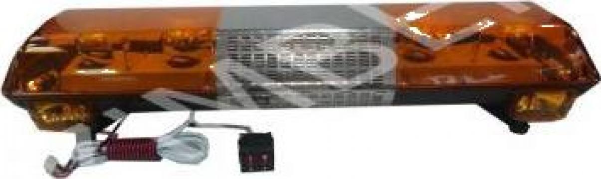 Rampa luminoasa - rampa girofar - 24V - 133-41-31cm de la Zimber Tools