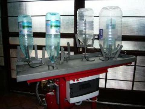 Linie dezinfectare si spalare sticle / pet-uri