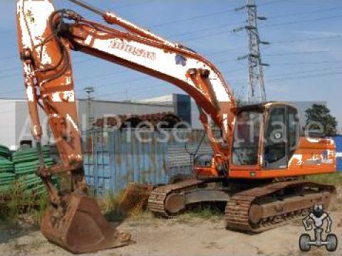 Inchiriere Excavator Doosan 25 tone de la ACN Piese Utilaje