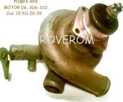 Pompa apa motor D6; 3D6