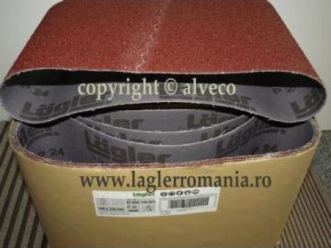 Banda abraziva 200x750 mm, G24 de la Alveco Montaj Srl