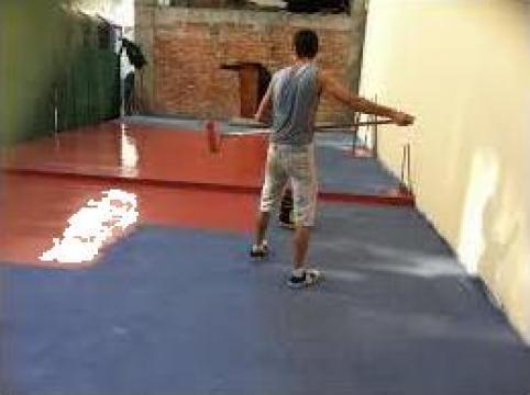 Hidroizolatie poliuretanica lichida pentru terase, balcoane