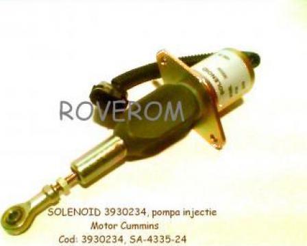 Solenoid 24V, pompa injectie Cummins 6CT8.3