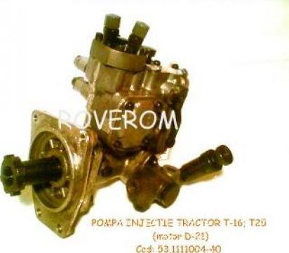 Pompa injectie tractor T-16; T-25 (motor D-21) Rusia