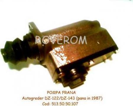 Pompa frana autogreder DZ-122, DZ-143