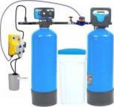 Instalatii dedurizare si deferizare apa