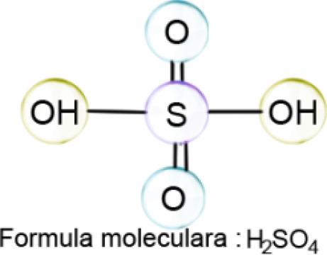 Acid sulfuric 60% - 1000l