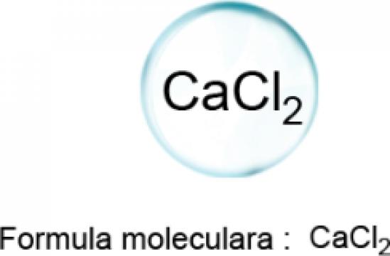 Clorura de calciu hexahidrata (crist) p.a.