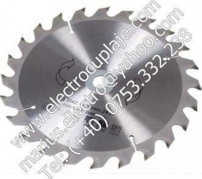 Panza circulara placata 200 x 30 mm de la Electrofrane