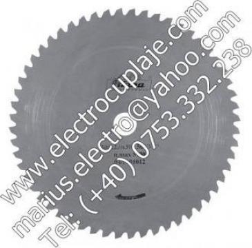 Panze circulare neplacate pentru retezat de la Electrofrane