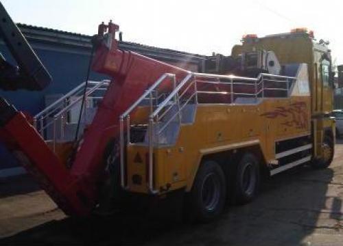 Reparatie la sistemul hidraulic pentru camion de la Sisteme Hidraulice Srl