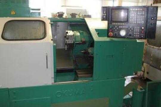 Strung CNC second hand Okuma LB12 de la Kerekes&Co Srl